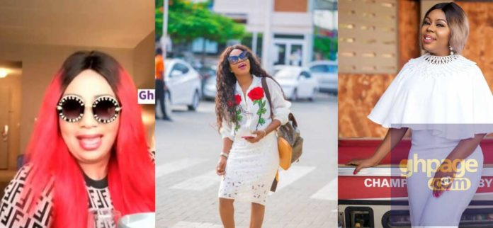 Afia Schwarzenegger and Mzbel are jokers and attention seekers- Diamond Appiah