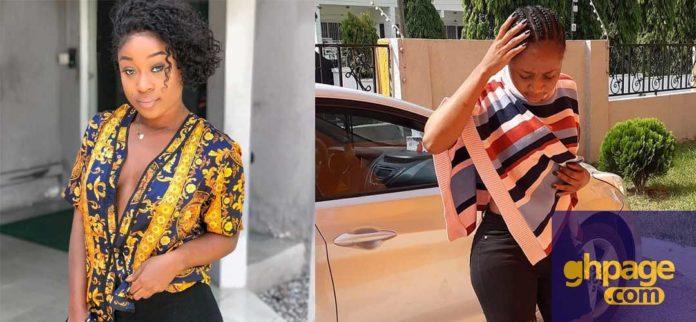 Efia Odo responds to Rosemond Brown's latest attack