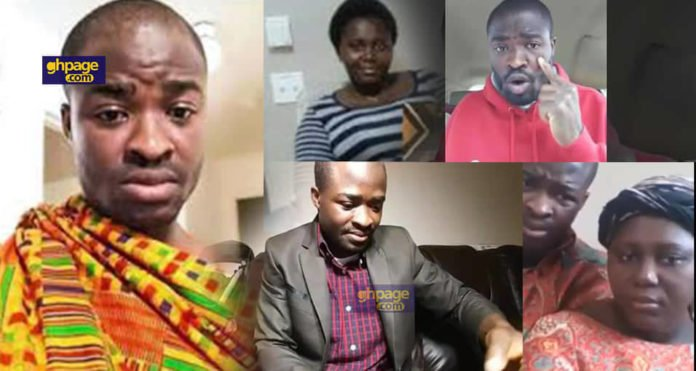 Evangelist Addaiexposes his own wife and other women