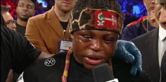 Photos: Isaac Dogboe vrs Emmanuel Navarrete - Isaac Dogboe loses his first world belt in his career