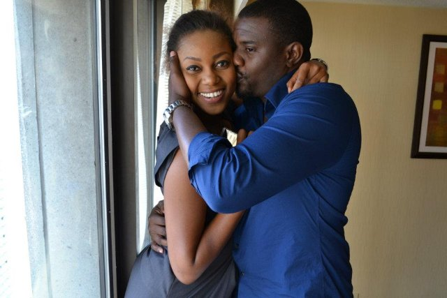 John dumelo and Yvonne Nelson 1 - Yvonne Okoro explains Yvonne Nelson's absence from John Dumelo's wedding