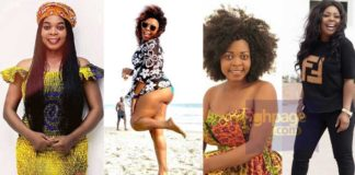 AIDS Commission has employed ugly & Azar paint Afia Schwar to clean their mess-Dzidzor Mensah