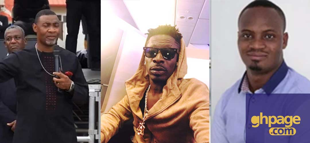 Shatta Wale is not dying anytime soon – Dr. Lawrence Tetteh
