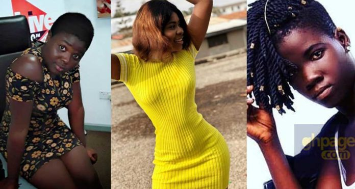 This is the cause of Dhat Gyal & Chickel's beef with Maame Yaa Jackson