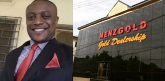 Lawyer Maurice Ampaw cries over cash locked up in Menzgold