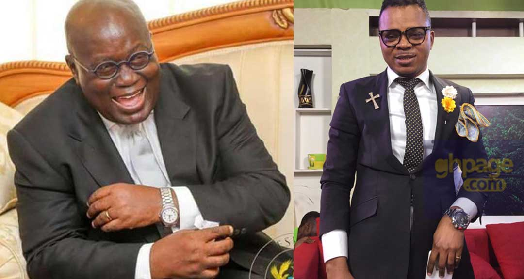 I visit Akufo-Addo in his dreams and he can't deny-Obinim