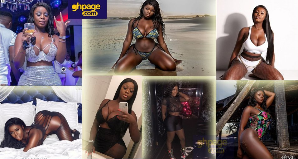 16 wild and spicy photos of Nina Ricchie that are causing men to salivate