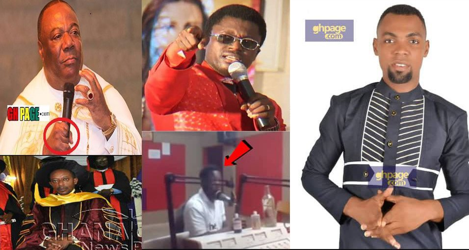 Opambour, Duncan-Williams, and 3 other pastors belong to occult groups – Former occult grandmaster reveals