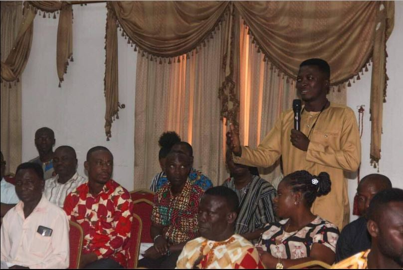 Residents in Kumasi call for the removal of the Ashanti Regional Police Commander