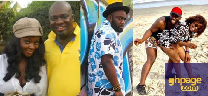 Boyfriend who just dumped Afia Schwarzenegger over Menzgold saga finally revealed