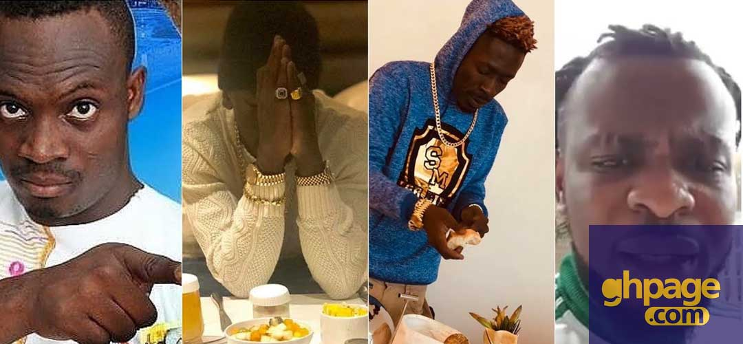 Shatta Wale to die in an accident on 24th December – Prophet Adom