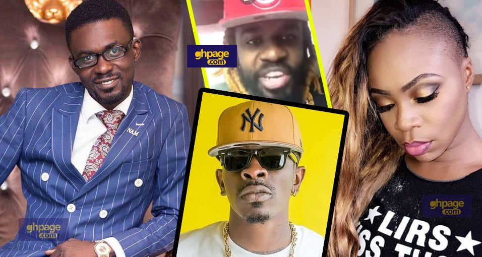 Shatta Michy slept with NAM1 to acquire a house for Shatta Wale -Darlington Adams claims