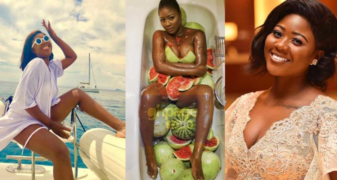 Salma Mumin goes nude to celebrate birthday