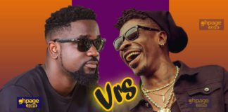 Sarkodie talks about his current relationship with Shatta Wale