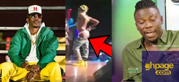 Shatta Wale disgraced Ghana by showing his