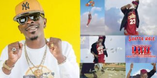 Shatta Wale is out with the official video for 'My Level' song