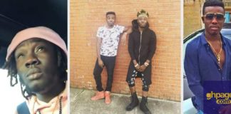 "Showboy jams to Criss Waddle's ""King Kong"""