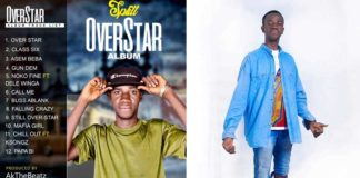 The wait is Over: Splitt finally dropped the Over Star Album its a solid banger [Listen+Download]