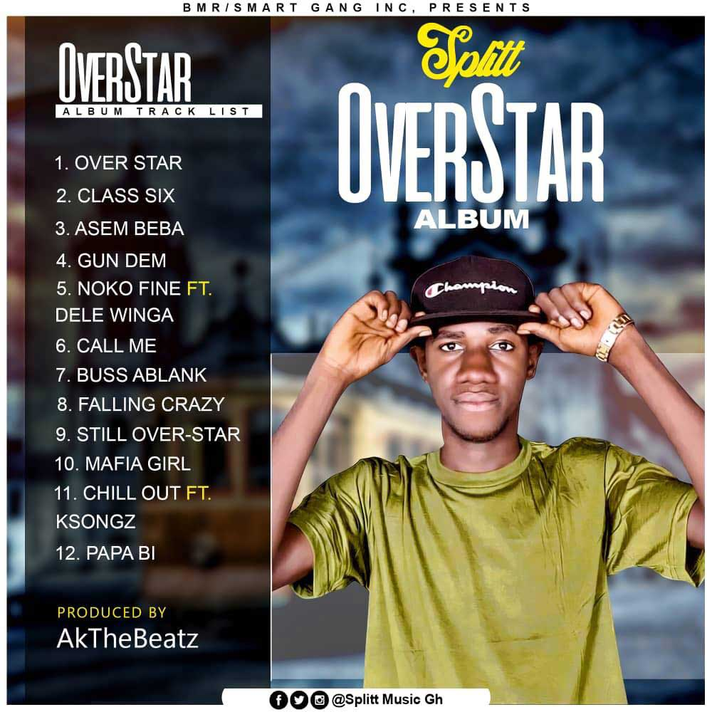 Over Star Album