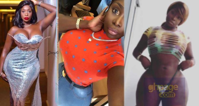 Model weeps on social media after her panties went missing at a hotel