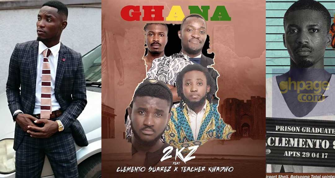 Teacher Kwadwo releases wild raps on his first song