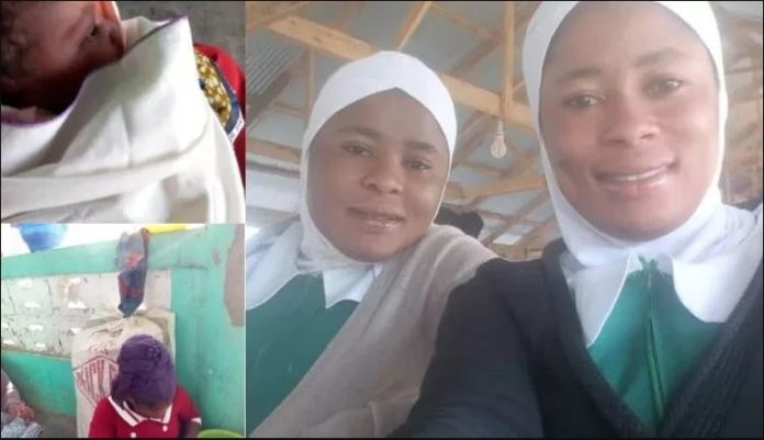 Twin midwife trainees delivers expectant mother on a moving vehicle