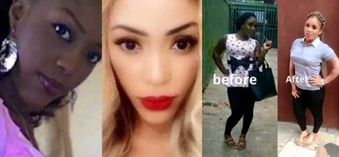 10years challenge gone wrong as boyfriend dumps his now. Black Bedroom Furniture Sets. Home Design Ideas
