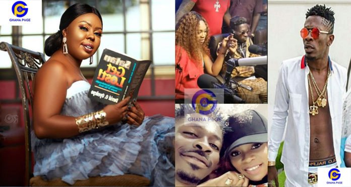 Afia Schwarzenegger finally comments on Shatta Wale and Michy's breakup saga