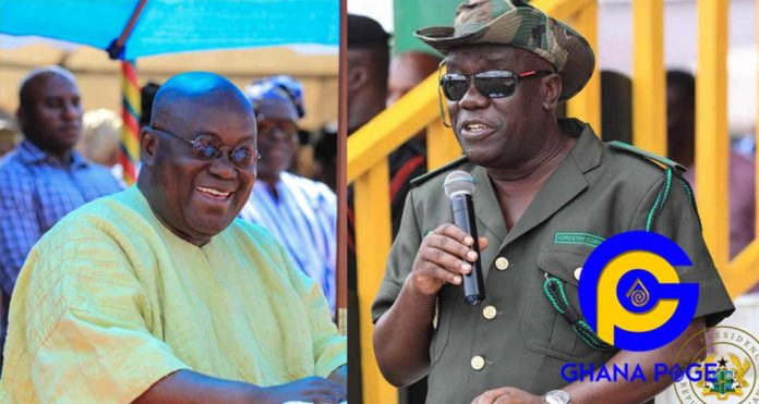 Sir John and 7 other CEOs of Public institutions ordered to leave office by Akufo-Addo