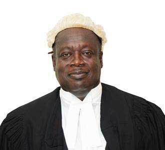 Lawyer Anthony Forson Jnr, the president of Ghana Bar Association