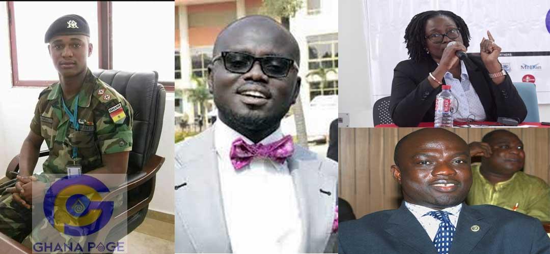 5 'Big' murders in Ghana Police are still investigating