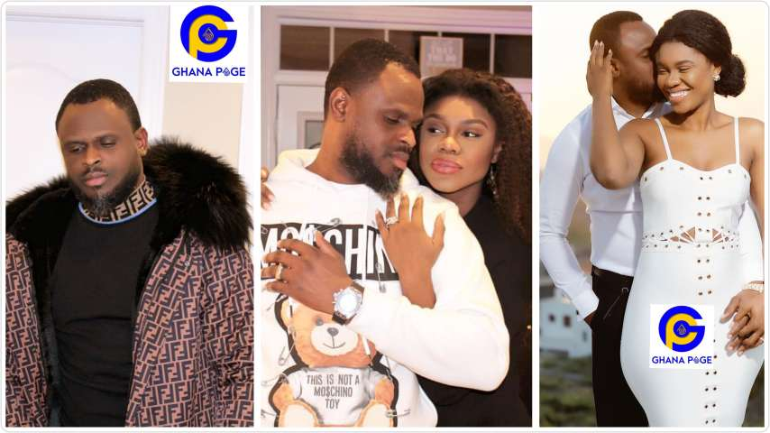 Becca pens down sweet words to her husband as he clocks a year older