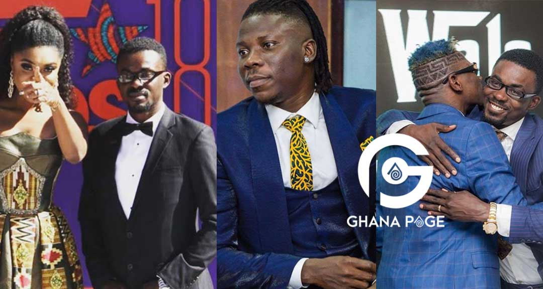 NAM1 unfollows Becca, Shatta Wale, Gafah and others on IG