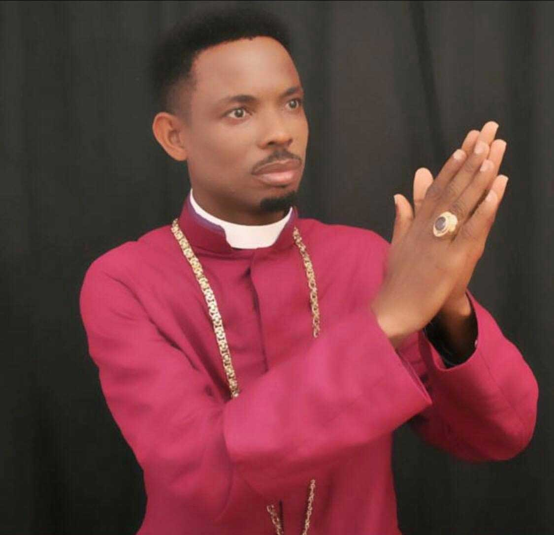 Bishop Stephen Akwasi Appiah aka Jesus Ahuofe