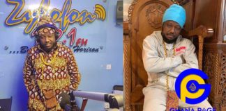 NAM1's Mess: Blakk Rasta announces 'Last Taxi Driver show' on Zylofon FM