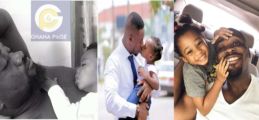 Three Ghanaian Celebrities who flaunt their children and not their baby mamas