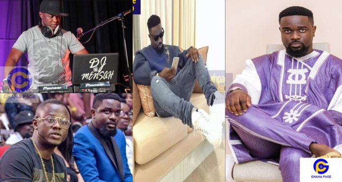 DJ Mensah finally gives reasons behind 2018 Sarkodie's Rapperholic flop