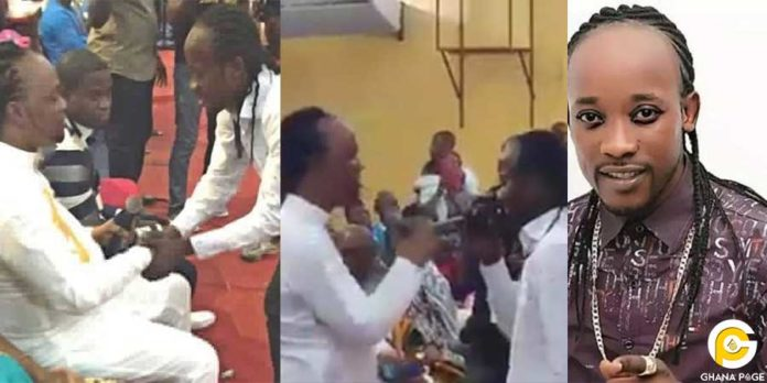 Daddy Lumba's performance with the Late Anokye Supremo