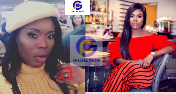 Is Delay really married? as she intentionally flaunts her engagement ring
