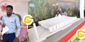 Ghana's economic problem would be better after the completion of the National cathedral - Eagle Prophet