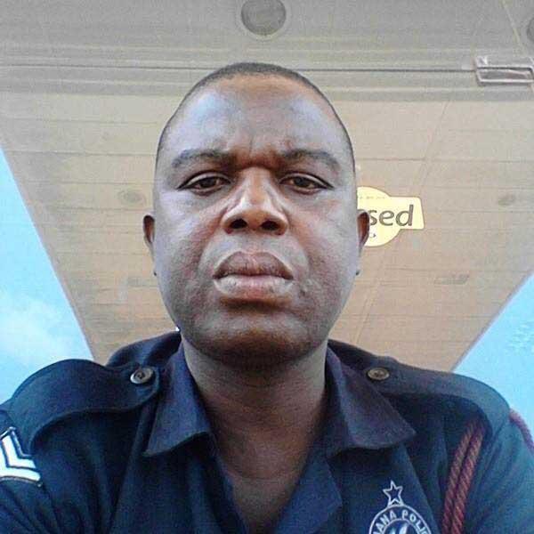 Sergeant Emmanuel Amede