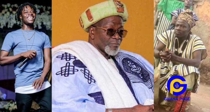 Fancy Gadam celebrates Dagbon peace with new song 'Abudu Andani'