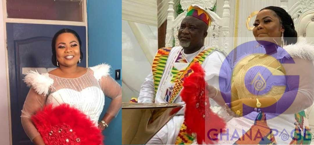 Gifty Adorye recounts how she was badly received at her church when she was divorced