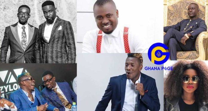 Exclusive: List of Ghanaian celebrities who invested with Menzgold and how much they invested