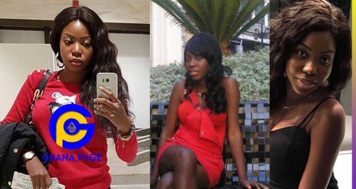 Former Miss Ghana Finalist & Legon SRC Secretary robbed, stripped naked by an attacker