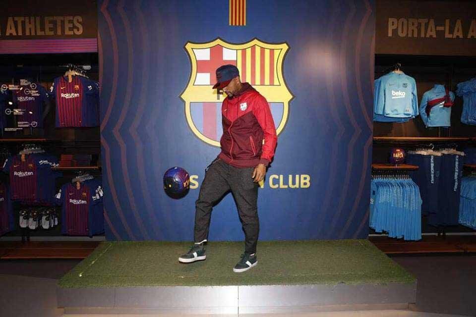 Kelvin Prince Boateng joins Barcelona FC