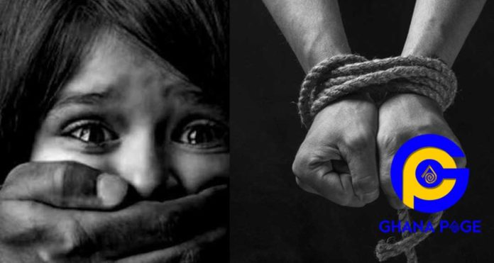 Just In: Another girl kidnapped in Takoradi - kidnappers threaten to kill her if...