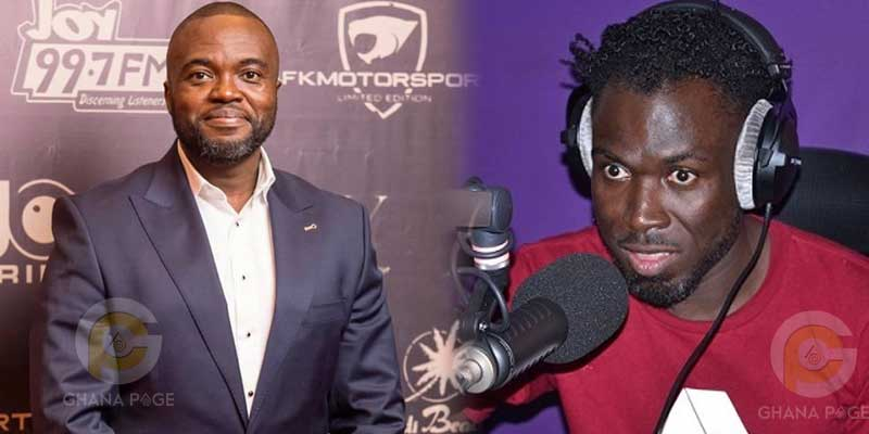 I'm gifted than Fred Nuamah that's why he hates me – Kobi Rana