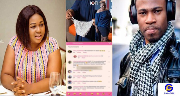 Ghanaians descend on Kofi Adoma & Xandy Kamel over live Pioto removal