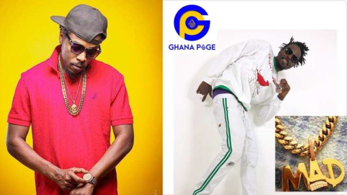 Kwaw Kese gold 696x391 - You are the loudest but the poorest in the industry – Kwaw Kese to Shatta Wale